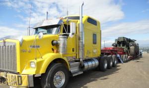 yellow truck with kalmar(2)